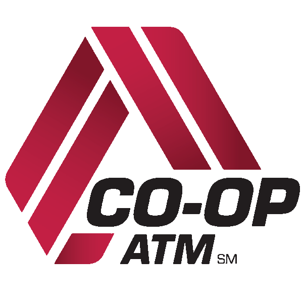 How many ATMs can you use without a fee? More than you can at just about every bank in the country. Along with the ATMs at each of our branches, FAST belongs to the CO-OP ATM, STAR and VISA/PLUS Networks. What is a CO-OP ATM? The CO-OP ATMs are a group of ATMS at financial institutions that have joined together to provide their cardholders access to a nationwide alliance of fee-free ATMs.