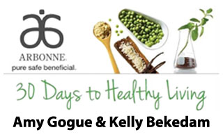 Member Discount with Arbonne - Amy Gogue and Kelly Bekedam. FAST Members enjoy $129 in savings including a free water bottle, membership fee waived and one-on-one coaching fee waived.