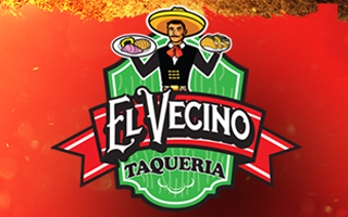 Logo for FAST Member Benefit at El Vecino Taqueria - FAST Members get a free soda with any meal purchase.