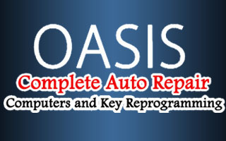 Logo for FAST Member Benefit at Oasis Complete Auto Repair - FAST Members get 10% off vehicle diagnostics.