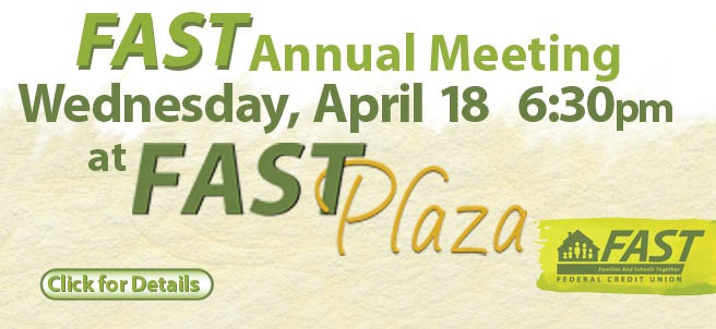 FAST Annual Meeting