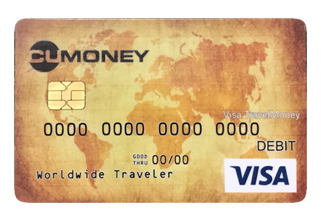 Our Visa travel money card is Accepted at millions of Visa merchants and more than 900,000 ATMs worldwide.