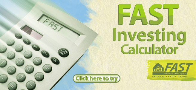 One of our favorite savings calculators is Dave Ramsey's Investing Calculator. Click here to try the Investing Calculator.