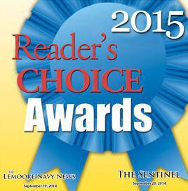 Hanford Sentinel Reader's Choice