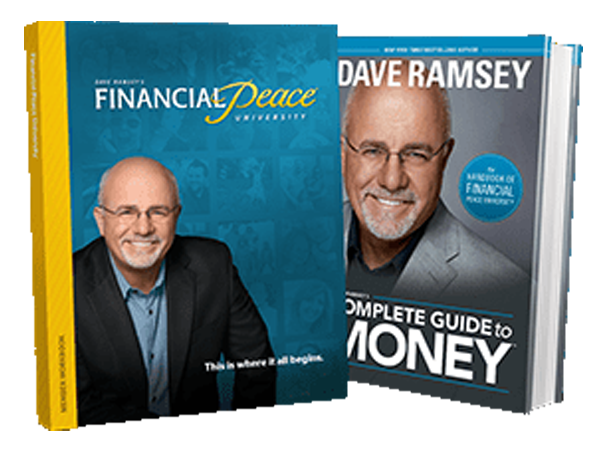 FPU is a 9-week program taught via DVD by Dave Ramsey. It's a fun, easy to understand, and an entertaining way to learn how to make your money work for you! The $119 Kit (per couple) includes a workbook and access to online videos and resources for one couple!
