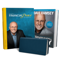 FPU is a 9-week DVD series by Dave Ramsey. Come learn how you can achieve your financial goals regardless of your financial situation. $90 Kit (per couple) includes class workbook, CD of classes, one of his best-selling books, his envelope system and more!
