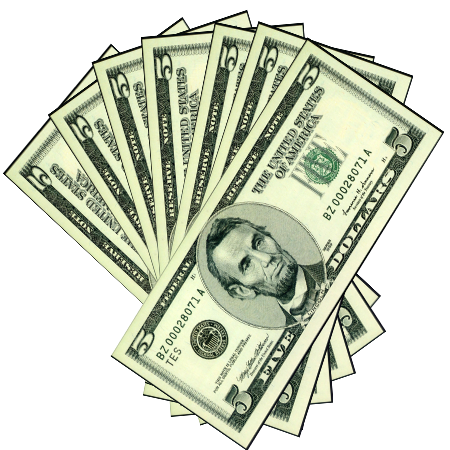 FAST started with seven members depositing $5.00 each.