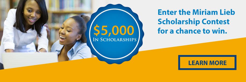 Apply for the Miriam Lieb Scholarship