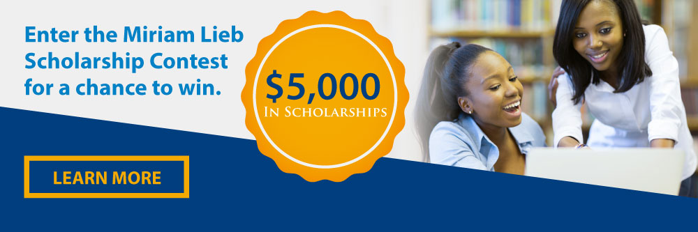 Apply for the Miriam Lieb Scholarship