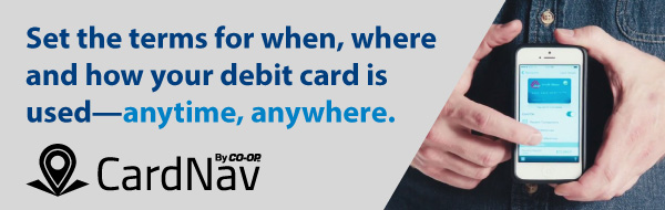 Set the terms with CardNav