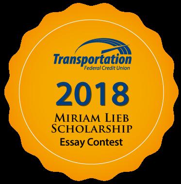 2017 Miriam Lieb Scholarship