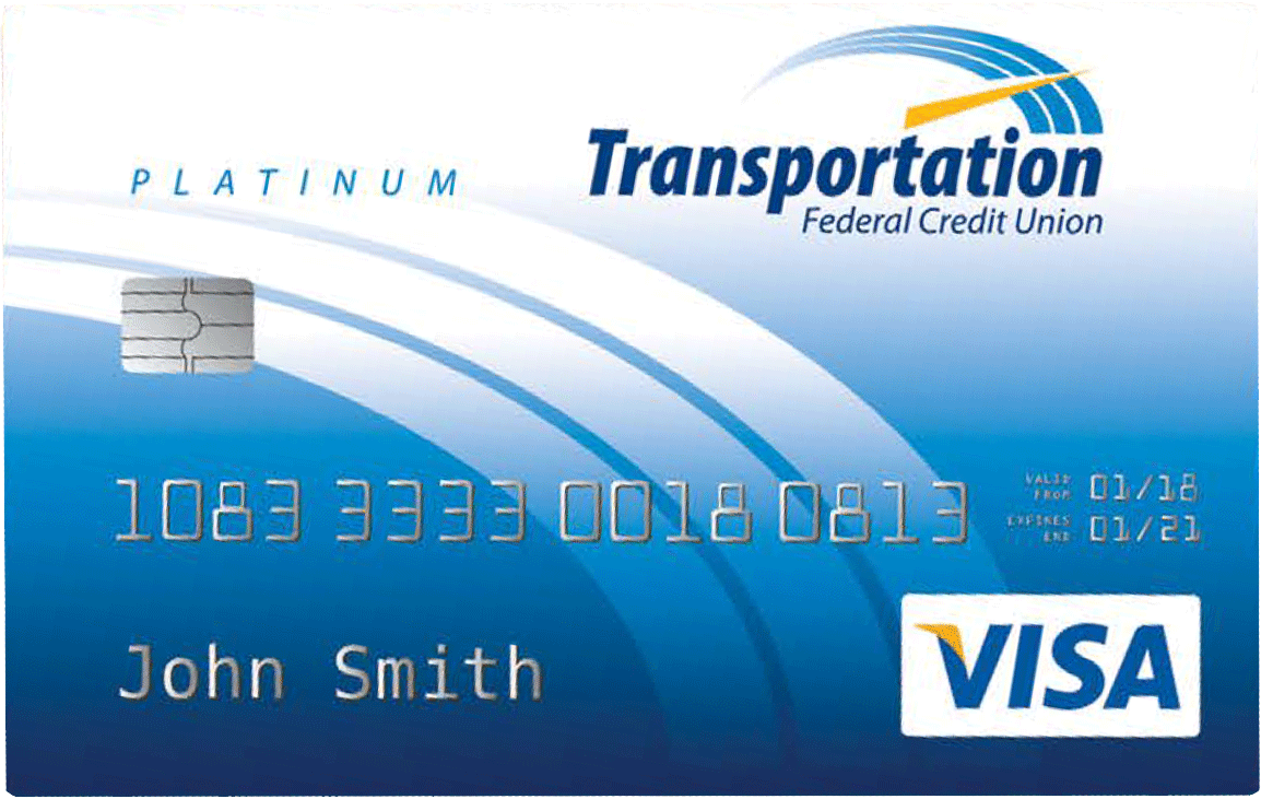 TFCU Visa Credit Card