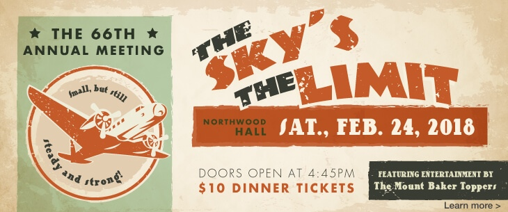 The Sky's the Limit - The 66th Annual Meeting