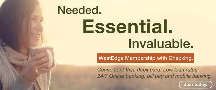 WestEdge Membership with Checking