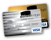 The WestEdge Visa Credit Credit