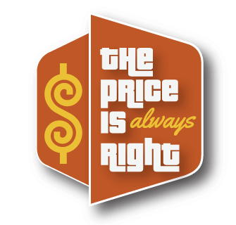 The Price is (always) Right