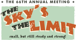 The 66th Annual Meeting: The Sky's The Limit